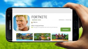 a recent report also suggests that epic games might get collaborated with samsung to make fortnite exclusive for the galaxy note 9 smartphone for up to a - compatible fortnite mobile