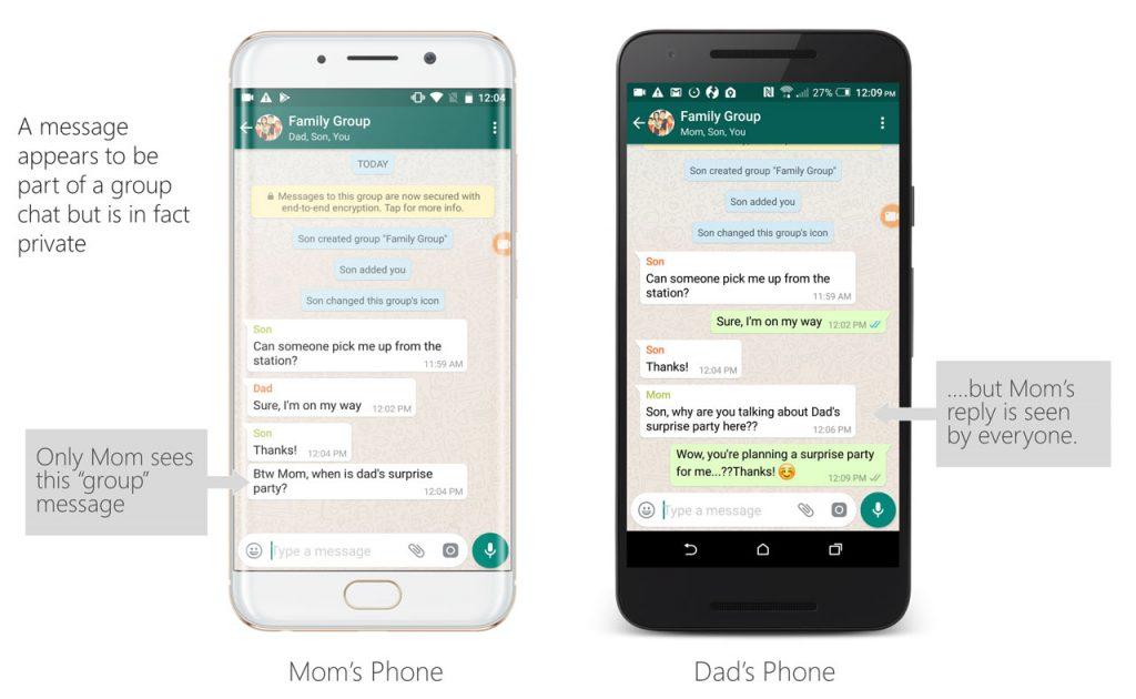 How To Send Fake Message On Whatsapp Fake WhatsApp Chat
