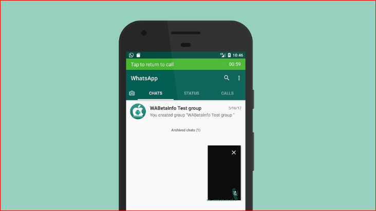 WhatsApp Update Gets PiP Mode to Watch Instagram, YouTube