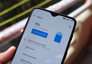 Oneplus 6t Battery Draining Issue