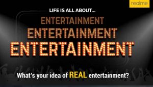 Realme A1 Realme 3 Teaser Flipkart