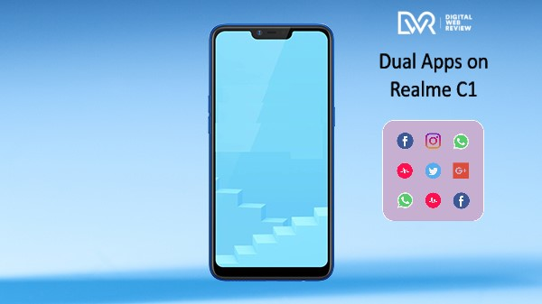 How to Run Two WhatsApp Accounts or Dual Apps on RealMe C1