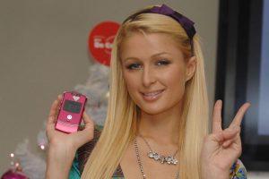Motorola Razr V3 Paris Hilton 720x720