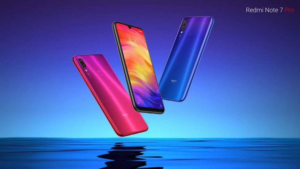 Redmi Note 7 Pro And Note 7 Launch India