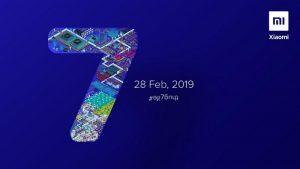 Redmi Note7 Launch 1550129000919