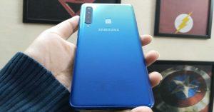 Samsung Galaxy A9 4