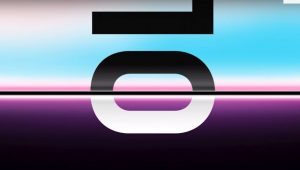 Samsung Galaxy Foldable Teaser