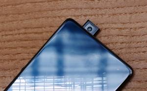 Samsung Pop Up Selfie Camera Phone