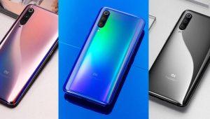 Xiaomi Mi 9 Colors