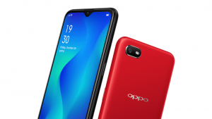 Oppo A1k India Launch