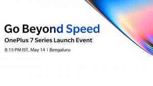 Oneplus 7 Launch India Invite