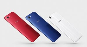 Oppo A1k Specifications