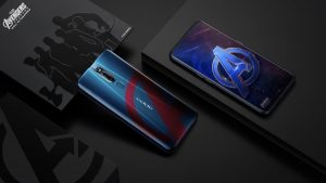 Oppo F11 Pro Avengers Edition Launched