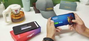 Realme 3 Pro Live Images
