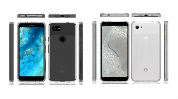 Leaked Case Images Reveal Possible Pixel 3 and Pixel 3A XL