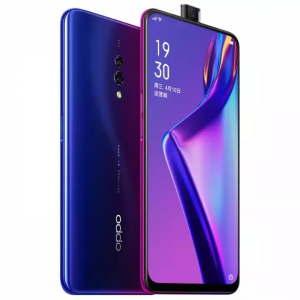 Oppo K3 Nebula Purple B