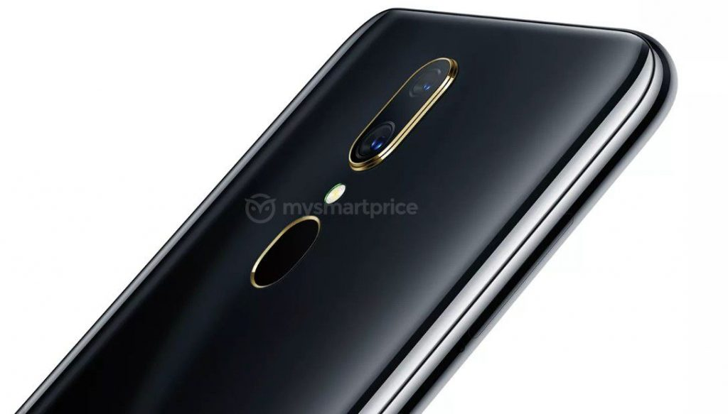 Oppo A9x Back High Res