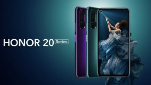 Honor 20 Series Launched