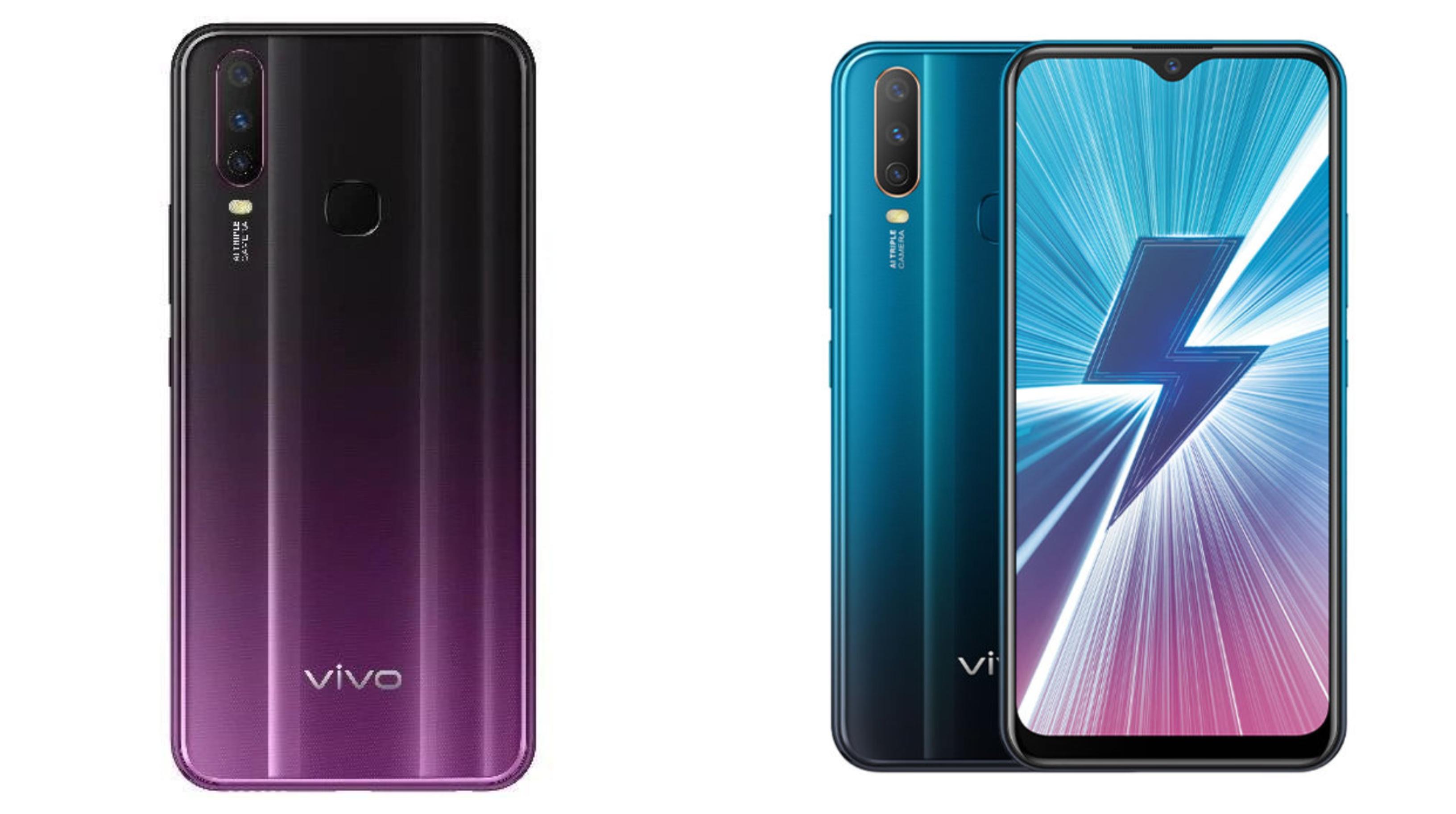 Vivo Y15 Coming Soon With Triple Cameras