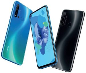 Huawei P20 Lite 2019 Render 1