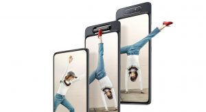 Galaxy A80 India Launch