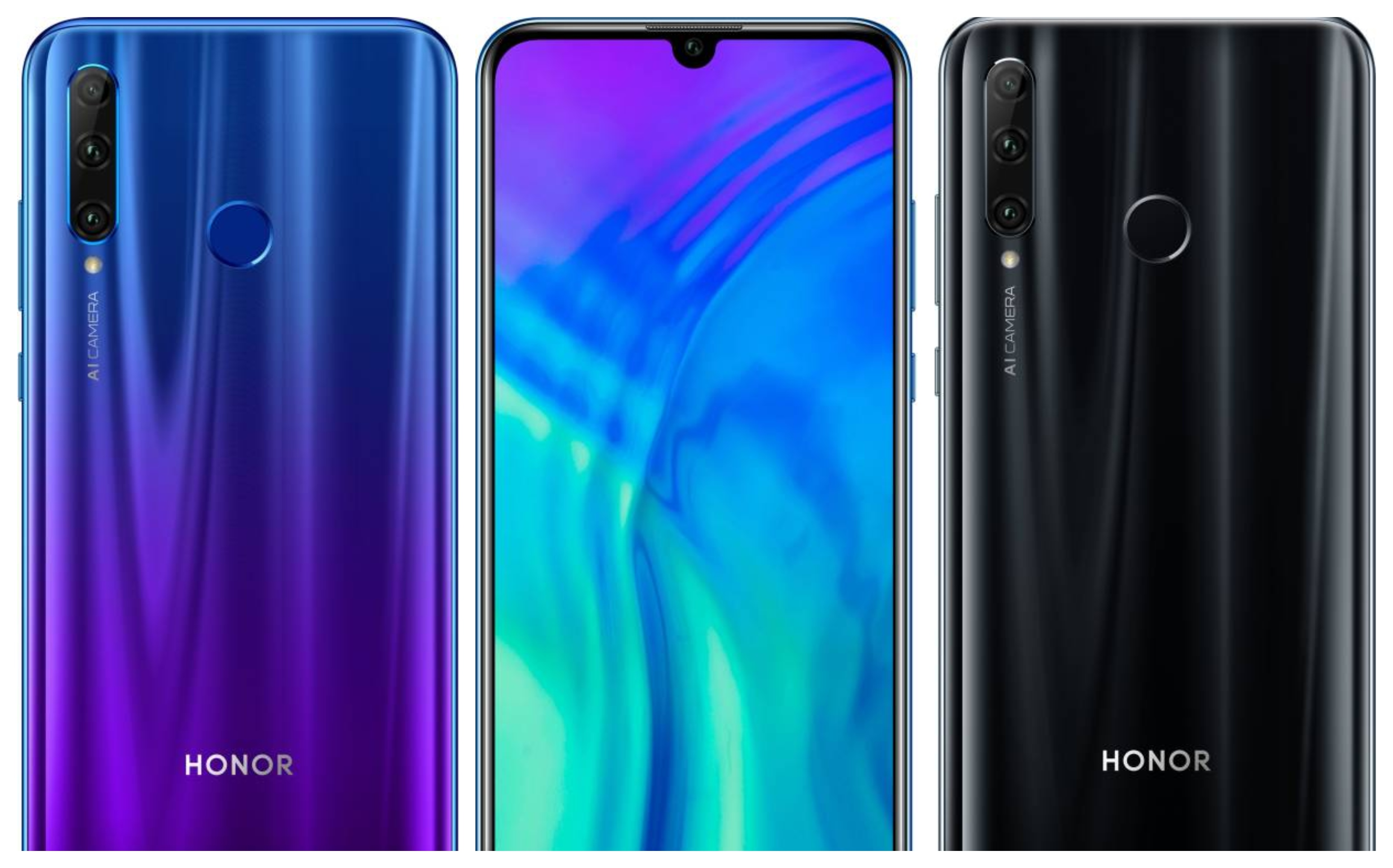Honor 20i Launched India Price Specifications