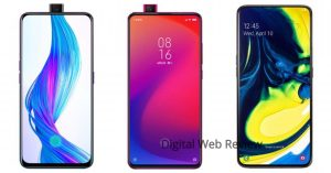 Top Smartphones Launching In July 2019