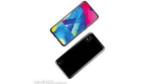 Samsung Galaxy A10 2019 Case Render 1