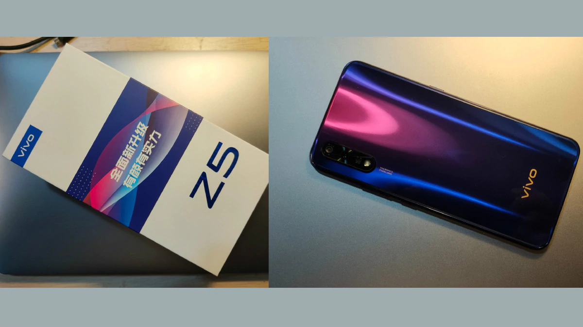 Vivo Z5 Specifications Leaked Official Launch