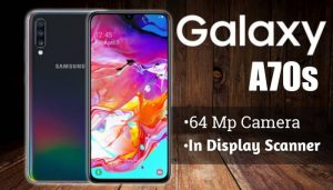 Samsung Galaxy A70s Rumors About Features And Specs 01