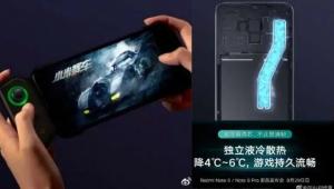 Xiaomi Redmi Note 8 Pro Liquid Cooling Weibo 768x435