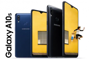 Samsung Galaxy A10s Launched