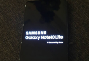 Galaxy Note 10 Lite Real Life Images Leaked