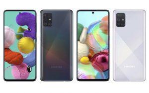 Samsung Galaxy A51 A71