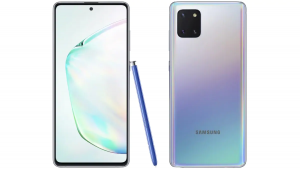 Samsung Galaxy Note 10 Lite India Price Leaked
