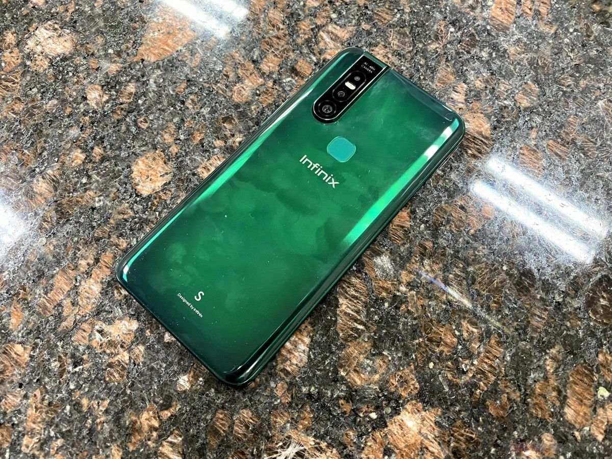 Infinix S5 Pro Leaked Image 2 Compressed