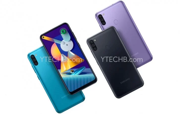 Samsung Galaxy M11 Specifications And Renders Leaked