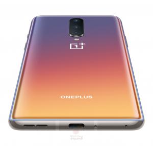 Oneplus 8 Glow Rear