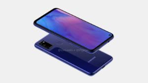 Samsung Galaxy M51 Renders 4