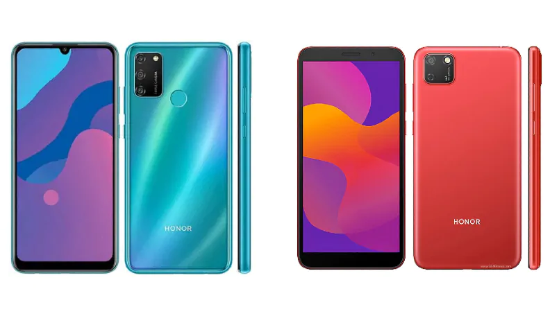 Honor 9a Honor 9s