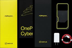 Oneplus 8t Cyberpunk 2077 Limited Edition 05