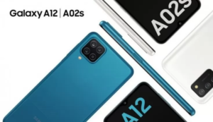 Samsung Launches Galaxy A02s, Galaxy A12