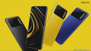 Poco M3 Launched