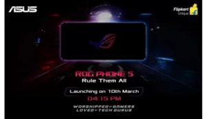 Asus Rog Phone 5 India Launch Date