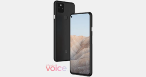 Google Pixel 5a Render 1