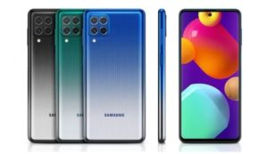 Samsung Galaxy M62 Launched