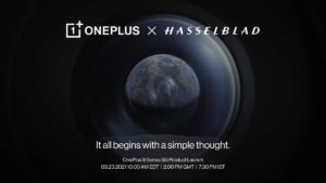 Oneplus 9 Series Launch Date Is March 23