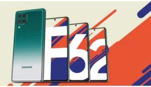 Samsung Galaxy F62 Gets A Price Cut In India