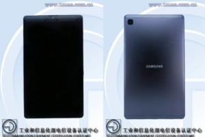 Samsung Galaxy Tab A7 Lite Tenaa Certification Reveals Design