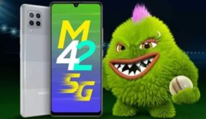 Samsung Galaxy M42 Launched